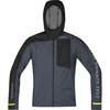 GORE RUNNING WEAR Fusion WS AS Jacket Men graphite grey/black